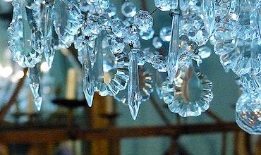 antique Chandeliers & Lanterns