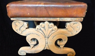 antique Stools & Ottomans