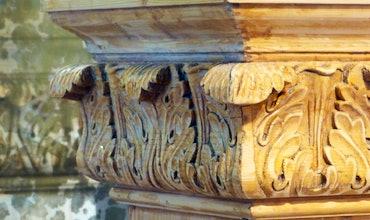 antique Architectural Carvings & Miscellaneous