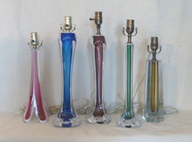 Table Lamps 211